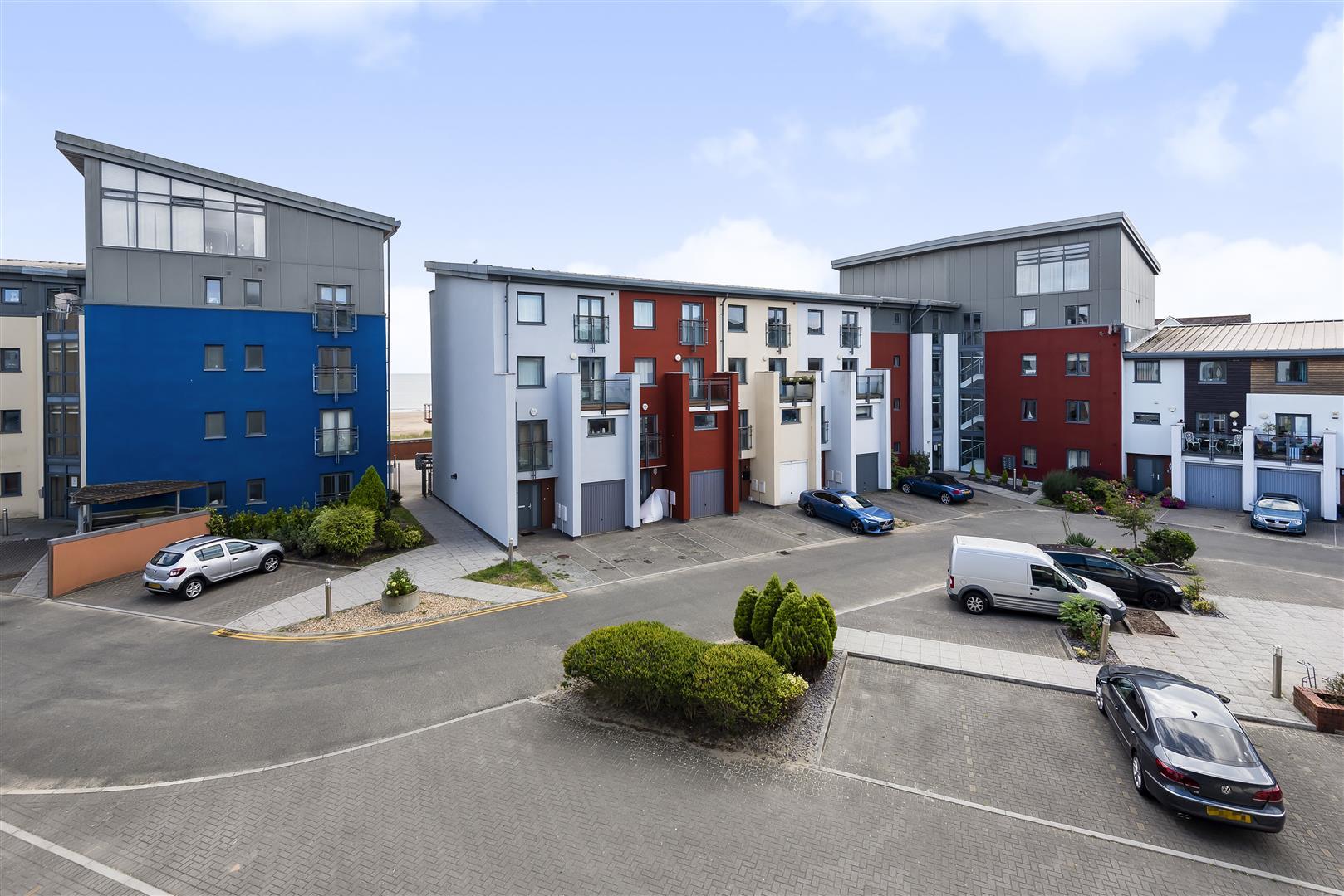 St. Christophers Court, Marina, Swansea, SA1 1UD